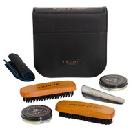 Ted Baker Black Brogue Shoe Shine Kit (TED152)