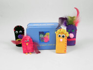 Finger Puppet Craft Set in a Tin - Gift in a Tin (101235)