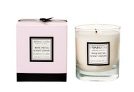 Rose Petal & May Chang Stoneglow Modern Classics Candle Tumbler