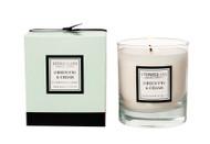 Green Fig & Cedar Stoneglow Modern Classics Candle Tumbler,