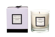 Plum Blossom & Musk Stoneglow Modern Classics Candle Tumbler
