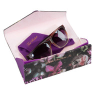 Ted Baker Glasses Case - Shadow Flora (TED174)
