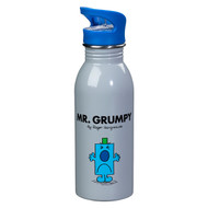 Mr Men Water Bottle - Mr Grumpy (MRM199)