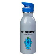 Mr Men Water Bottle - Mr Grumpy (MRM199)