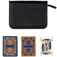 Ted Baker Black Brogue Playing Card Set (TED253)
