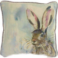 Voyage Maison Harriet Hare Feather Filled Cushion (C160045)