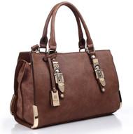 Bessie London Chunky Shoulder Bag (BB2429)