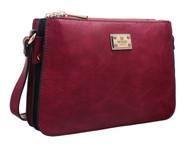 Bessie London Small Shoulder Strap Bag (BL2757)