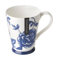 Portobello Footed Buckingham Perla Bone China Mug (CM03738)