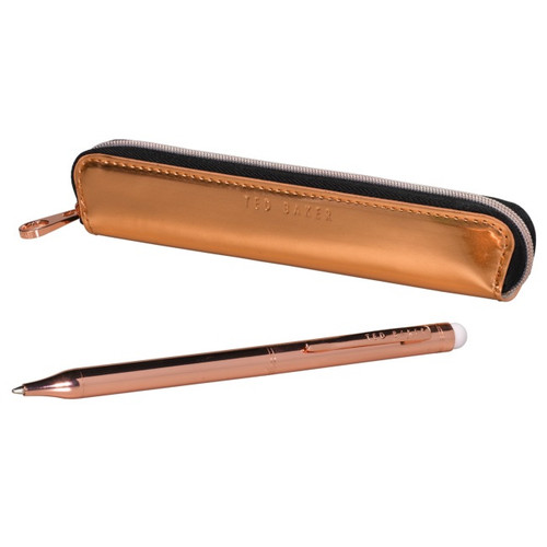 Ted Baker Rose Gold Touch Screen Pen Set (TED194)