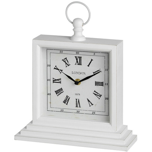 Square London Table Clock (1148)
