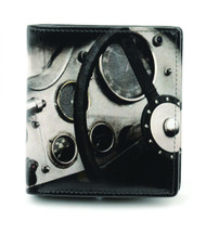 Gents Leather Steering Wheel Wallet (7915)