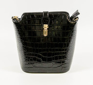 Ladies Small Croc Print Bag (RS15006-C)