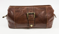Primehide Leather Wash bag (FLG733)