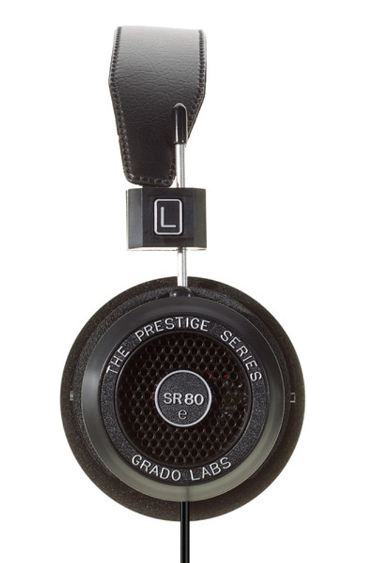 Grado sr80e, consumer reports #1 headphones, in Canada at headphonebar,com