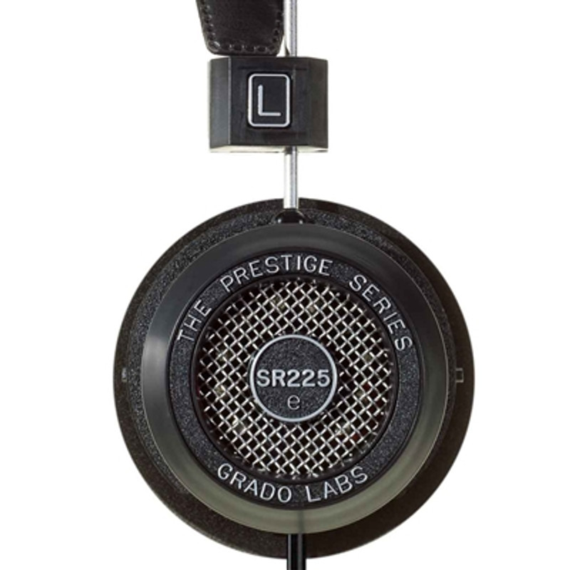 Grado SR225e, open back headphones, made in USA, in Canada at headphonebar.com
