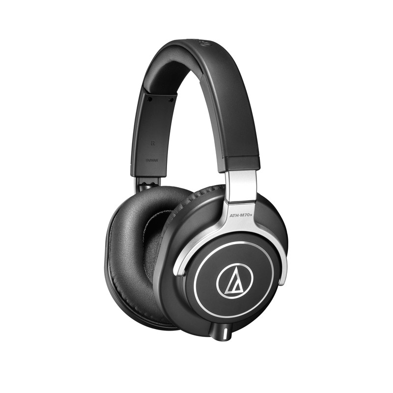 ath m70x, reference studio closed back headphones, in Canada at Headphone Bar