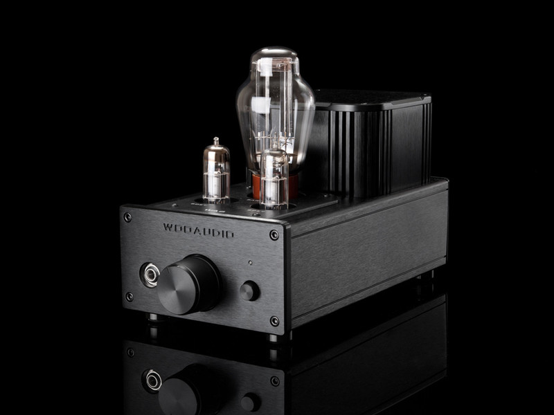 Woo Audio WA6 tube headphone amp, made in USA, sold in Canada at Headphone Bar