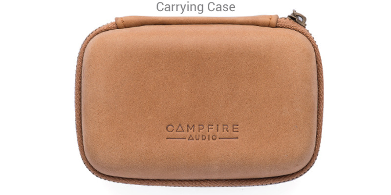 Campfire Jupiter leather case
