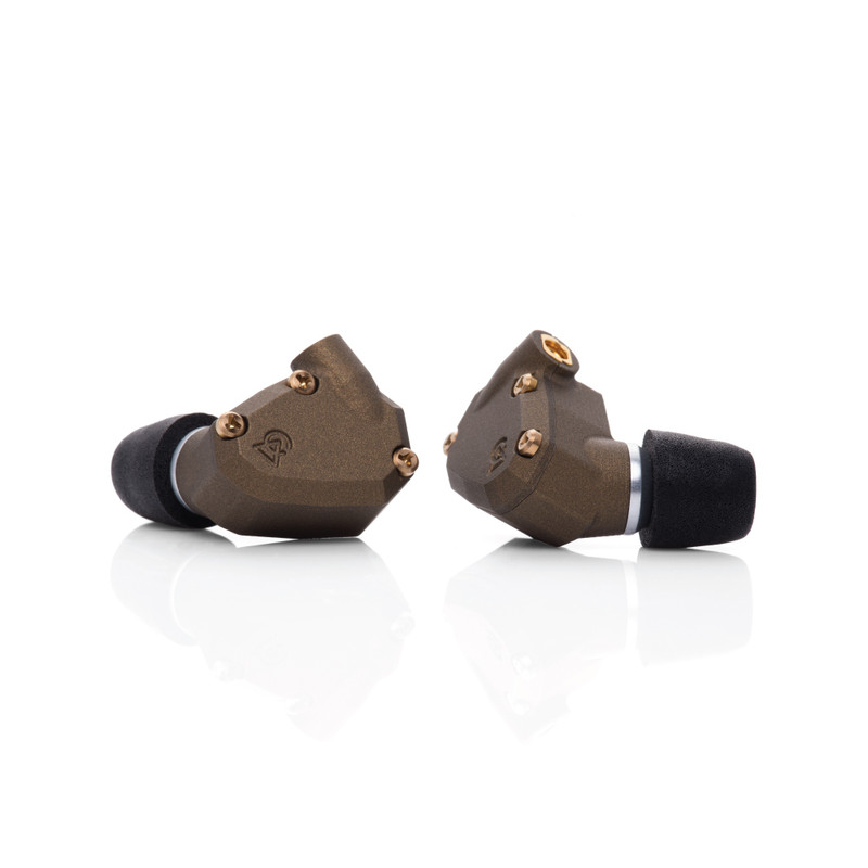 Campfire Audio Jupiter ck, flagship 4 balanced armature driver, USA made earphones, in Canada at headphonebar.com
