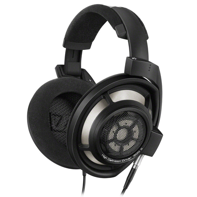 Sennheiser HD800s black finish headphones, in Canada at Headphone Bar