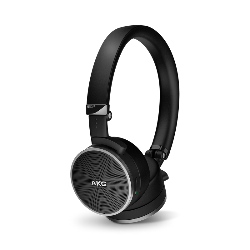 ANK N60 NC noise cancelling headphones, in Canada at Headphone Bar, folding