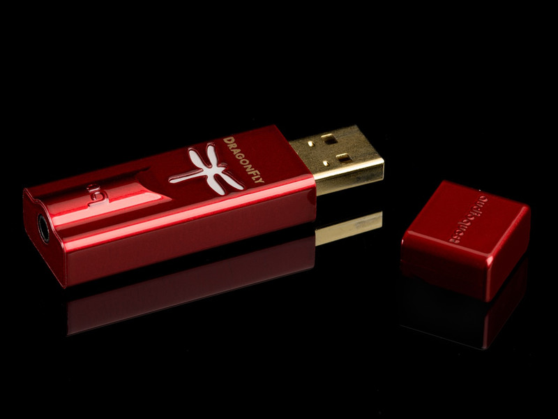 Audioquest Dragonfly Red, Ess Sabre 9016 usb dac, in Canada at Headphone Bar