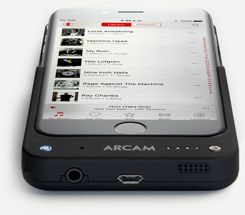 Arcam Music Boost for iphone 6, in Canada at Headphone Bar