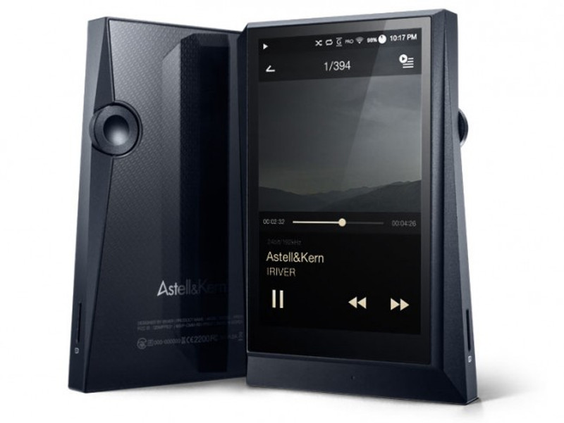 Astell&Kern AK300 portable music player, in Canada at Headphone Bar