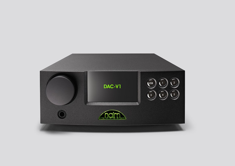 Naim Dac-V1 Dac and Class A headphone Amp