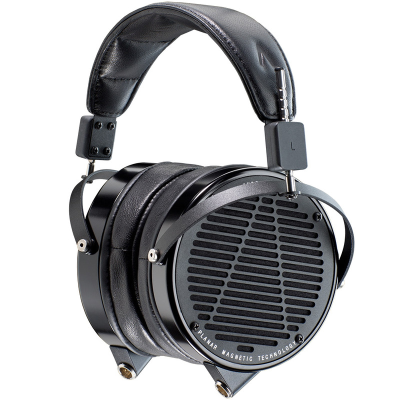 Audeze LCD-X Professional planar magnetic over ear headphones, leather
