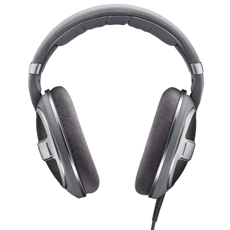 HD579 feature large earcups, light weight and little clamping for great comfort and little heat