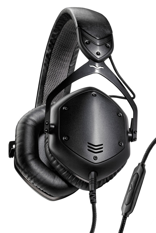 v-moda Crossfade LP2 with inline mic cable, in Canada at Headphone Bar