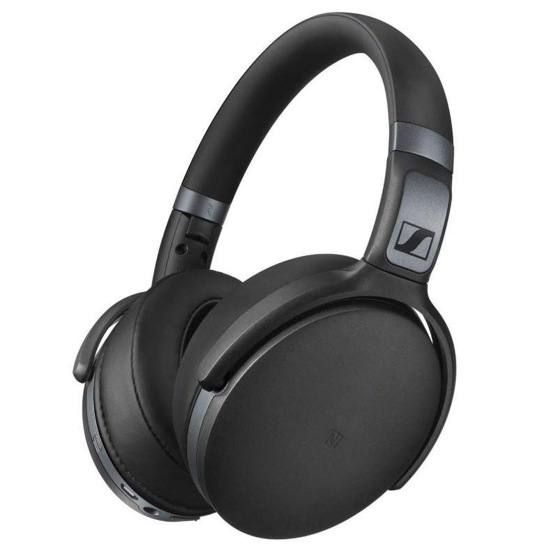 Sennheiser HD 4.40 BT Wireless, over ear bluetooth noise isolating headphones