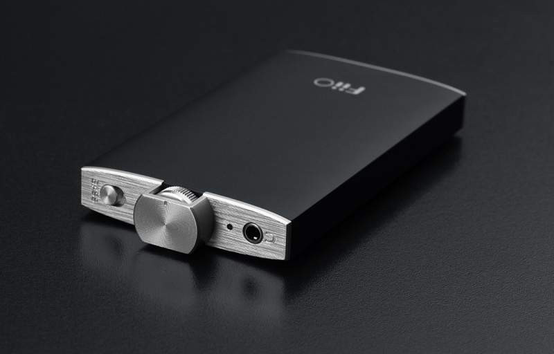Fiio Q1 portable dac amp with bass boost