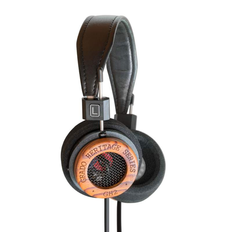 Grado GH2 heritage series open back headphone, limited edition, in Canada at Headphone Bar