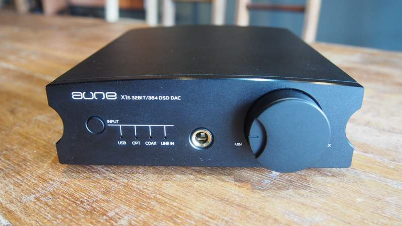 Aune X1s 32 bit DSD 128 dac, ess 9018 chip, headphone amp, in Canada at Headphone Bar