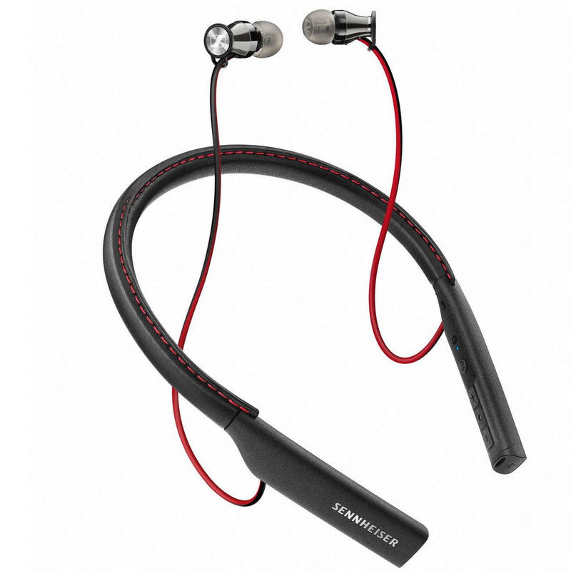 Sennheiser HD1 In-Ear Wireless, apt-x bluetooth earphones with neckband style