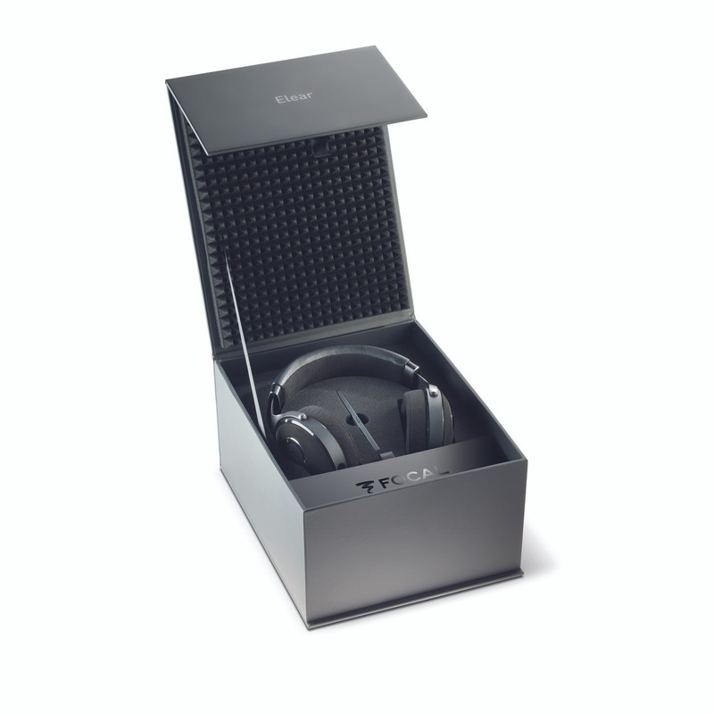"""Elear storage case, 4m 1/4"""" plug cable included"""