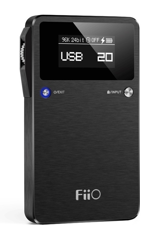 Fiiio E17k Aspen, usb dac portable amp, for IOS and OTG with Android, in Canada at Headphone Bar