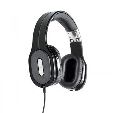 PSB M4U2 noise cancelling headphones, top rated, with the best sound quality. Designed in Canada, the M4U2 fold, include 2 cables, have a long battery life of 55 hours and include a case and extra earpads.
