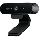 Logitech-Logitech Brio 4k Ultra Hd Auto Focus Infrared Sensor Webcam - 5x Digital Zoom - 3 Wty SKU 960-001105