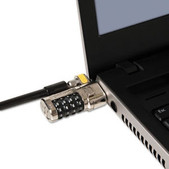Kensington-Kensington Clicksafe Combination Laptop Lock SKU 64697