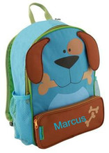 Personalized Kids Backpacks Sidekicks toddler Dog