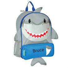 Kids School Bags Sidekicks toddler Shark - Kids Bags