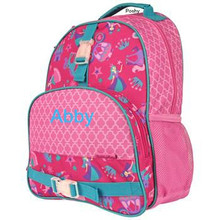 Kids School Bags Over Style Elementary Size Princess