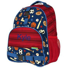 Kids School Bags Over Style Elementary Size Sports