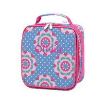 Monogrammed Kid Lunch Boxes Zoey