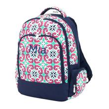 Kids School Backpacks Mia Tile Style LARGE Size