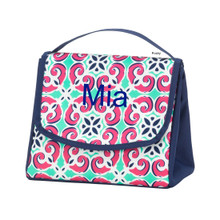 Monogrammed Kid Lunch Boxes Mia Tile